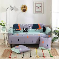 Printed Sofa Slipcovers Furniture Covers For Cats U2013 Wplace Design