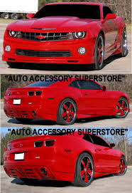 camaro kits auto accessory superstore 10 13 chevy camaro v8 ground
