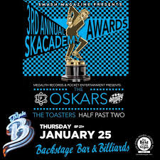 The Toasters Two Tone Army The 3rd Annual Skacademy Awards Featuring The Toasters With