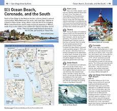 San Diego Zip Code Map by Top 10 San Diego Eyewitness Top 10 Travel Guide Dk Travel