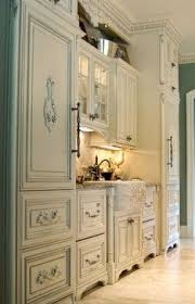 Country French Kitchen Cabinets by Beautiful Corbels In This Cream French Kitchen Brackets