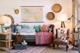 cosy rental apartment decorating ideas in interior home ideas