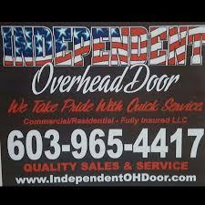 Overhead Door Of Washington Dc by Independent Overhead Door 12 Photos Garage Door Services 28