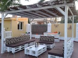 wohnideen minimalistischem pergola prepare amazing projects from wooden pallets pallet pergola