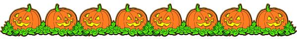 Halloween Pumpkin Origin Halloween Pumpkin Border Clip Art Halloweenfunky Cliparts And