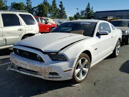 56 ford mustang auto auction ended on vin 1zvbp8cf0d5238973 2013 ford mustang in