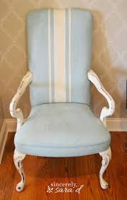 How To Paint Old Furniture by Best 20 Painting Fabric Chairs Ideas On Pinterest Painted