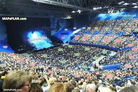 perth arena view from section 406 row h seat 14 virtual
