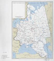 Map Of Us And Europe by Other Maps Of Europe Maps Of Central Europe Eastern Europe
