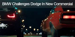 bmw comercial the line 2018 bmw i3 vs 1969 dodge charger