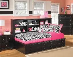 bedroom full size daybed with trundle and bookcase bedrooms