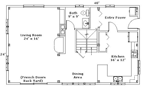 floor plans for house 24x40 floor plan 2 floors so kinda big but floor