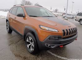 jeep orange 2015 jeep cherokee trailhawk 4x4 mango tango orange community