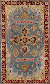 Bright Colored Rugs Antique Indian Agra Oriental Rug 43958 By Nazmiyal