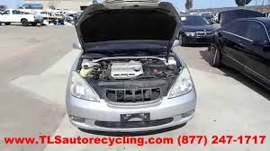 used lexus for sale modesto ca 2004 lexus es330 parts for sale save up to 60 youtube
