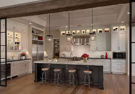 cuisine en l avec ilot central cuisine avec ilot central deco maison moderne