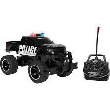Ford Raptor Police Truck - officially licensed 1 14 ford f150 svt raptor police rc truck
