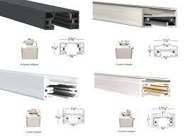 track lighting cord plug connector lighting dreamshine