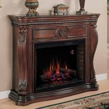install over an electric fireplace mantels u2014 farmhouses