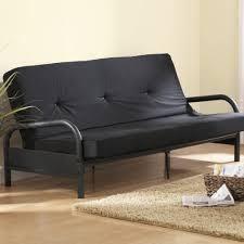 Comfortable Futon Sofa Bed Furniture Wonderful Walmart Futon Beds With A Simple Folding