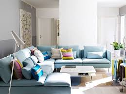Light Blue Sectional Sofa Sofa Beds Design Exciting Unique Light Blue Sectional Sofa Design