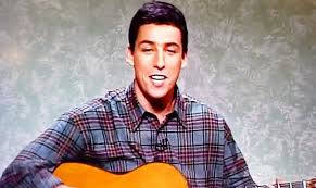 humor central adam sandler sings his thanksgiving song