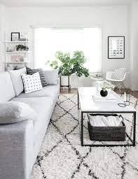 How To Decorate With Rugs How To Decorate Around A Shaggy Rug