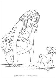 barbie coloring pages online free 567416