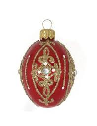 coastal sponge flocked drop david jones ornaments djs