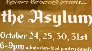 the asylum a nightmare marlborough haunted house by leah
