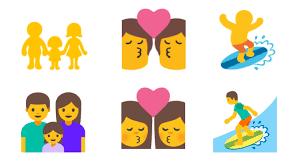 unicode 9 emoji updates do you like emojis android 7 0 nougat adds 72 new ones