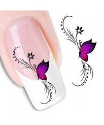 best 25 butterfly nail ideas on butterfly nail