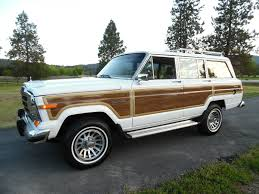 wagoneer jeep 2016 daily turismo auction watch 1991 jeep wagoneer