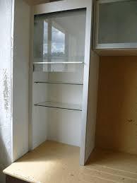 verre pour porte de cuisine table de cuisine moderne en verre 2 meuble a rideau doladille abc