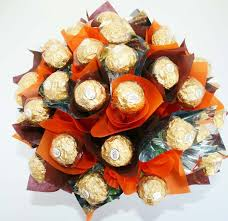 edible boquets chocolate and edible bouquets type
