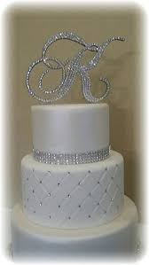 z cake topper monogram wedding cake topper initial any letter