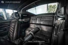 Black 1967 Mustang Fastback 1967 Ford Mustang Fastback Done Beautifully By Carlex Design