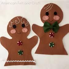 felt christmas ornament patterns american felt u0026 craft blog