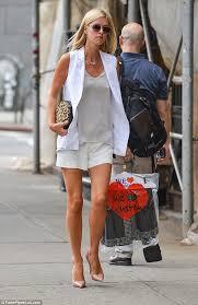 white honeymoon nicky shows honeymoon in hotpants and a sleeveless