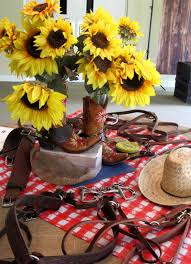 western themed table centerpieces western themed table centerpieces dinomomma decoration