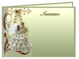 carte mariage carte invitation mariage invitation de mariage illustre