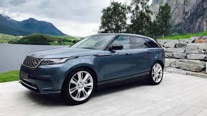 land rover car the 2018 range rover velar review a little less is way more the