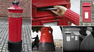 letter boxes the red heart of the british streetscape bbc news