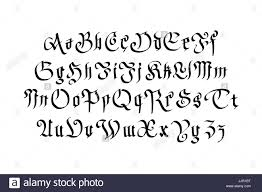 imagenes goticas letras fuente de estilo gótico moderno letras góticas con elementos