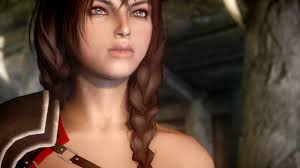 best hair mod for skyrim skyrim running 100 graphics mods looks almost next gen geek com