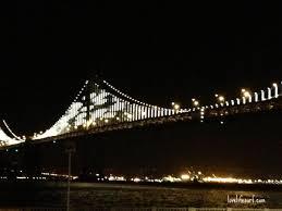 Bay Bridge Lights Mapping 29 Pieces Of Public Art Across San Francisco