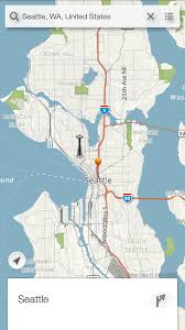 Amazon Seattle Map by Amazon Developer Blogs