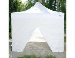 rent a canopy rent a canopy sidewall kit for caravan 10 x10 pop up tents from
