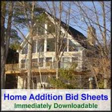 build or remodel your own house construction bids too high home remodeling contract types