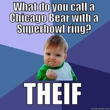 Bears Packers Meme - best of bears packers meme chicago bear memes image memes at